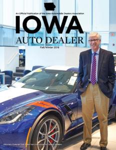 Iowa Auto Dealer Fall/Winter 2016
