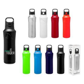 Houston Water Bottle
