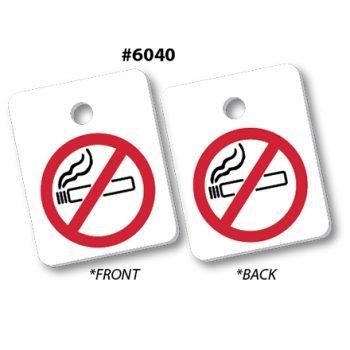 No Smoking Key Fobs