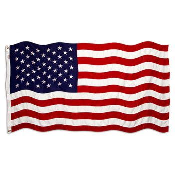 FLAG US 6X10 POLY